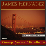 James Hernandez International Executive Search